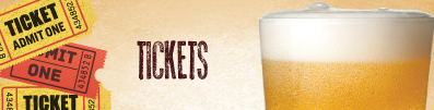 Craft Beer Tickets
